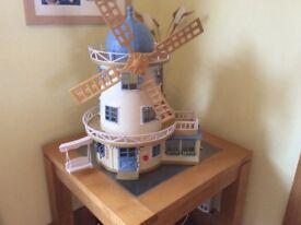Slyvanian families windmill