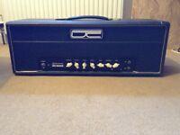 Cornford MK50 Clone Valve Amp 50w - Boutique, Marhsall, Tube Amp, JCM800