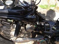 honda innova/anf 125i, parts wanted