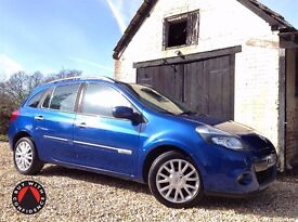 2009 Renault Clio Dynamique Estate - Watch YouTube Video - New MOT and Service - Buy With Confidence