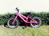 Ridgeback Melody Pink Bicycle