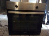 Beko built in oven