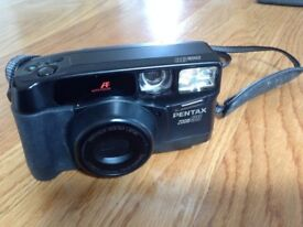 Pentax Zoom 90 35mm Compact Film Camera