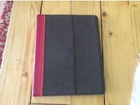leather IPAD AIR case/cover