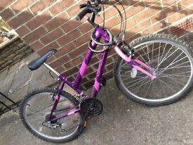 Girls Outrider Apollo Bike