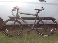 Gentleman's Hybrid bike - as new - immaculate condition