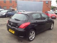 2008 Peugeot 308 Good Condition with history and mot