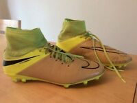 Nike. Hypervenom phantom 2 football boots size 9