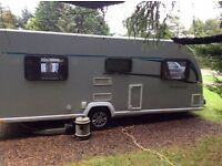 Bailey Pursuit 550/4 Plus 2014. First to see will buy. Immaculate condition, extras included in sale
