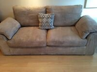 Brand new ex display sofa and armchair