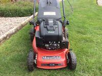 Mountfield Power Driven Lawnmower