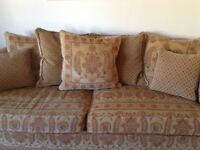 Large Sofa and 2 Armchairs from Furniture Village