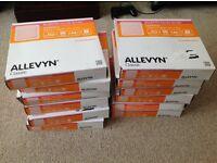 Allevyn hospital dressing pads