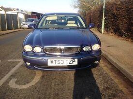 Jaguar X type V6 manual