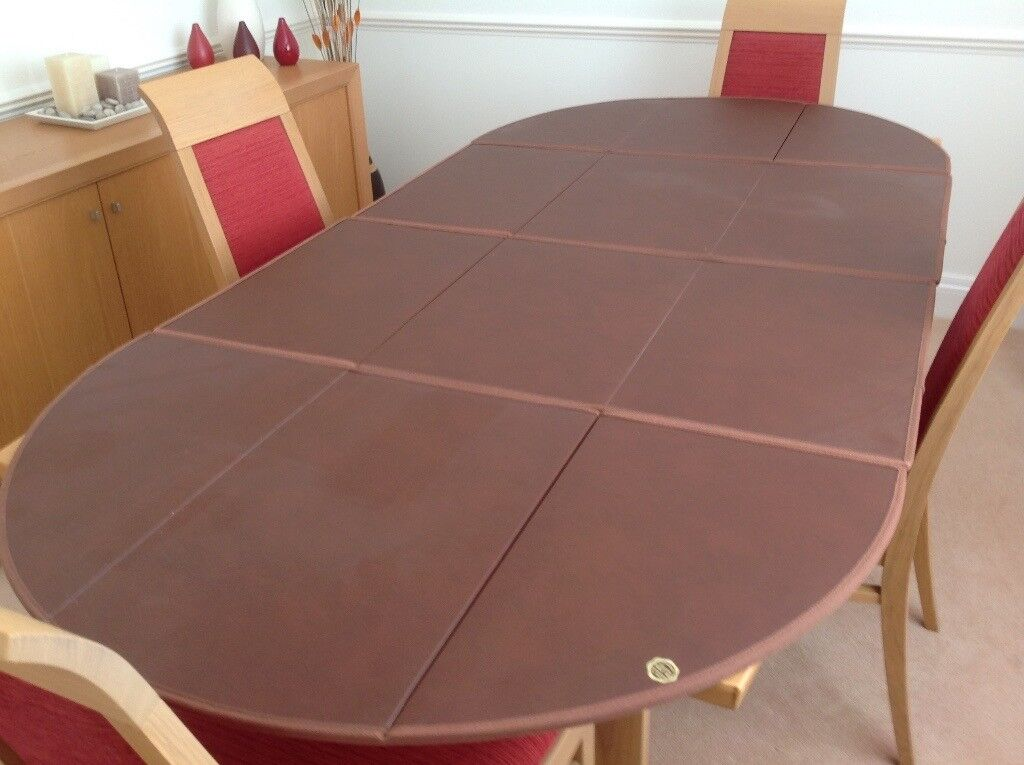 Oval Table Protector Pad In Dorking Surrey Gumtree - Oval table pad