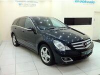 Mercedes Benz R Class 3.0 CDI 5dr Sat Nav - 12 Month Mot - 12 Month Warranty - Full Service