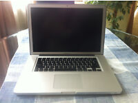 "Macbook Pro 15"" 2.2GHz Quad-core Intel i7 SSD 250GB+ HDD 500GB, New LogicBoard (warranty) Anti-Glare"