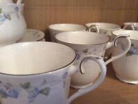 Royal Albert English Bone china set