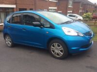 Honda Jazz 1.2 I-VTEC S ** 34242** Dec 2010