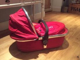 I Candy peach tomato main carrycot