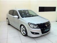 Vauxhall Astra 1.8 i 16v SRi X Pack 5dr-Internet Ready-12 Month MOT-12 Month Warranty-Full History