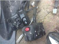 Motorbike spares r6 zx6r suzuki gsxr honda cbr