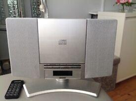 Mains radio/cd player