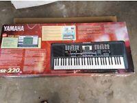 YAMAHA KEYBOARD - NEW IN BOX