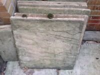 600 x600 patio slabs