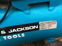 Spear and Jackson Air Compressor