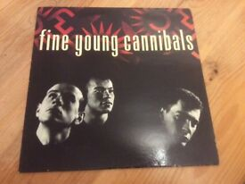Young cannibals lp