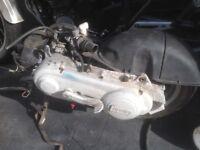 Aprilia and kymco engine Free