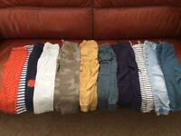 Boys autumn winter clothes bundle age 2-3 years. Approx 20 items. Coats