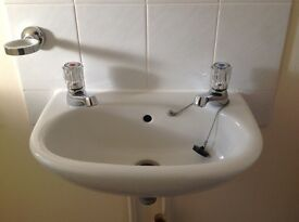 Ideal Standard hand basin / sink with taps