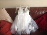 Brand new flowergirl/party dress.
