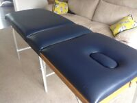 Mobile massage couch