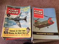Flying Review magazines