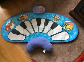 The Baby Percussion Mat From ELC