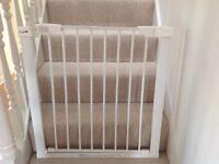Stairwell Safety Gate