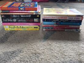 Selection of kids books
