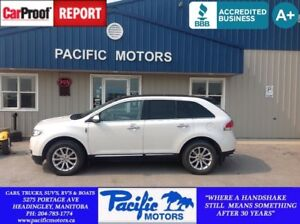 2012 Lincoln MKX AWD