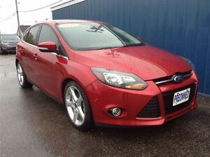 2012 Ford Focus Titanium H/Back Real Nice!