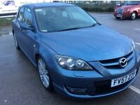 Mazda 3 mps 2.3 turbo 2008 fsh leather seats alloys