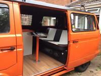 Vw T25 campervan/bus