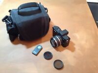 Nikon 1 V1 and SB-N5 Flash Speedlight and Extras