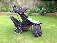 Phil and Teds double buggy Sport