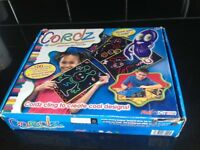 Cordz Childrens Art Studio Activity