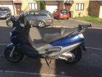 Piaggio X9 500 Evo Scooter 2008