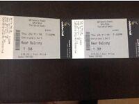 Katie Melua Colston Hall 24/11/16