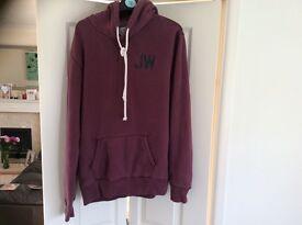 Jack wills hoodie size medium